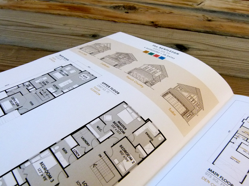 Floor Plan Brochure